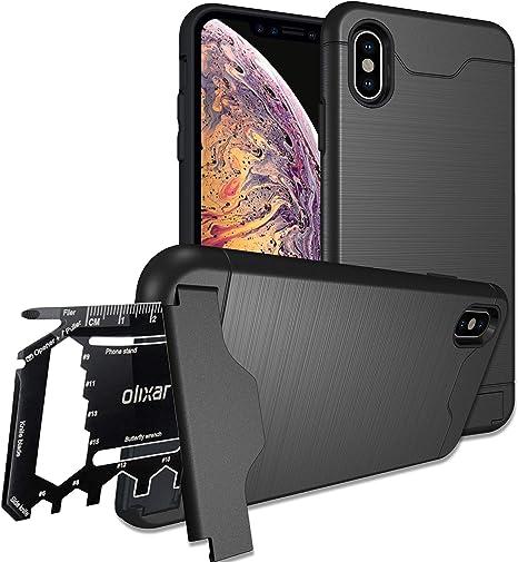 Amazon.com: Olixar iPhone X Funda protectora + 26 en 1 ...