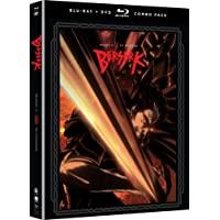 Berserk: Season Two (Blu-ray/DVD Combo)