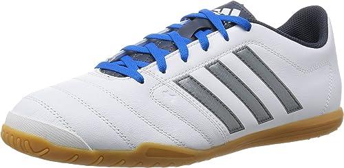 Miniatura Delicioso Centralizar  adidas Herren Gloro 16.2 indoor Fußballschuhe, Multicolore  (Ftwwht/Ngtmet/Utiblu), 451/3 EU: Amazon.de: Schuhe & Handtaschen