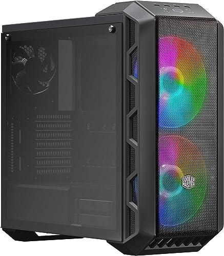 Cooler Master MasterCase H500 ARGB Airflow ATX Mid-Tower
