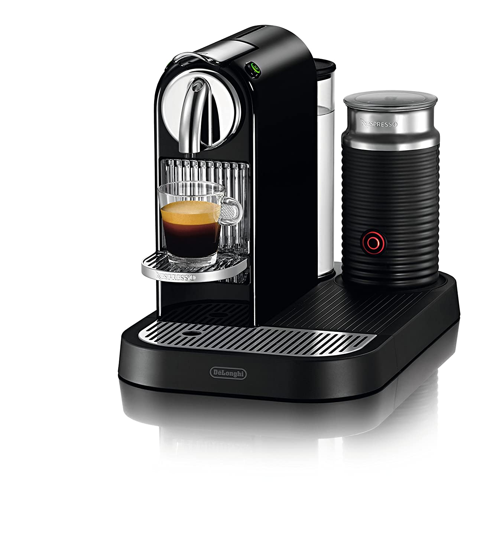 Amazon.com: En 266 Bae Citiz & Milk Nespresso: Kitchen & Dining