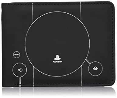Official sony playstation console blue print wallet amazon official sony playstation console blue print wallet malvernweather Images