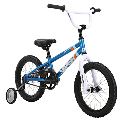 c06365274c64 This bike boasts a heavy duty stainless steel frame and fork that provide  added stability for your little one when on the road. It also has coaster  brakes ...