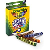 Crayola 16ct Large Washable Crayons
