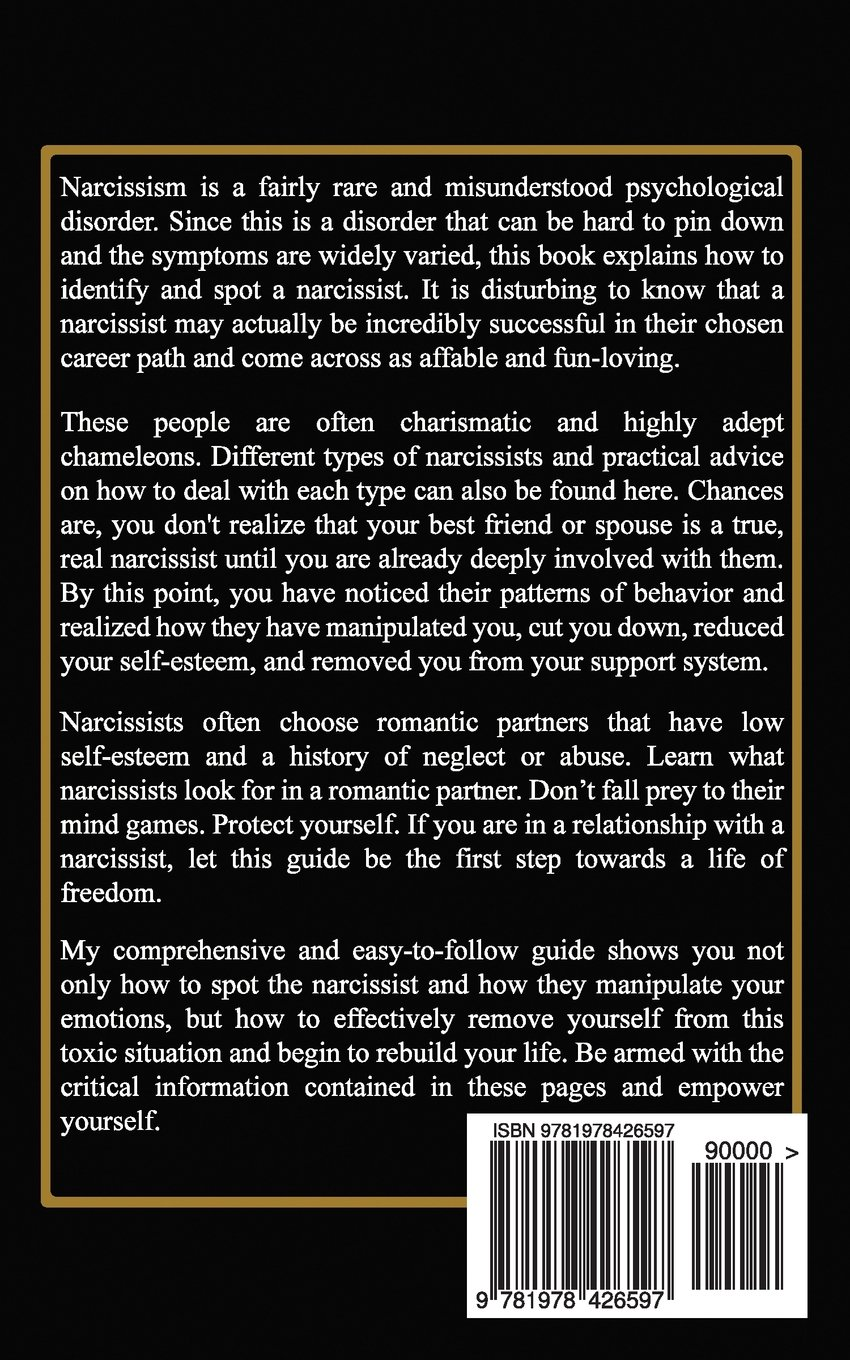 Narcissists: How to Identify, Deal with and Survive Them: Diana Hill