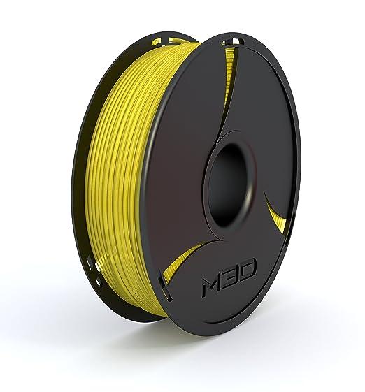 M3D Carrete de micro de plástico Pla 3D profundidad tinta limón ...