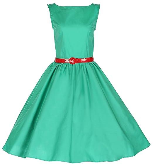 Lindy Bop Classy Vintage Audrey Hepburn Style 1950\'s Rockabilly ...