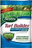8.Scotts Turf Builder Halts Crabgrass Preventer