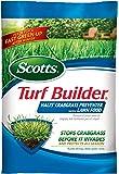 Scotts 32367F Turf Builder Halts Crabgrass Preventer with Lawn Food, 5,000 sq. ft