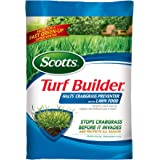 Scotts Turf Builder Halts Crabgrass Preventer with Lawn Food, 5,000 sq. ft.