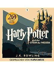 Harry Potter und der Stein der Weisen - Gesprochen von Rufus Beck: Harry Potter 1