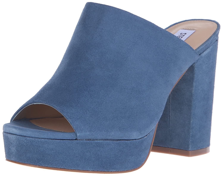 de1ec95223f Amazon.com | Steve Madden Women's Stonnes Mule | Fashion Sneakers