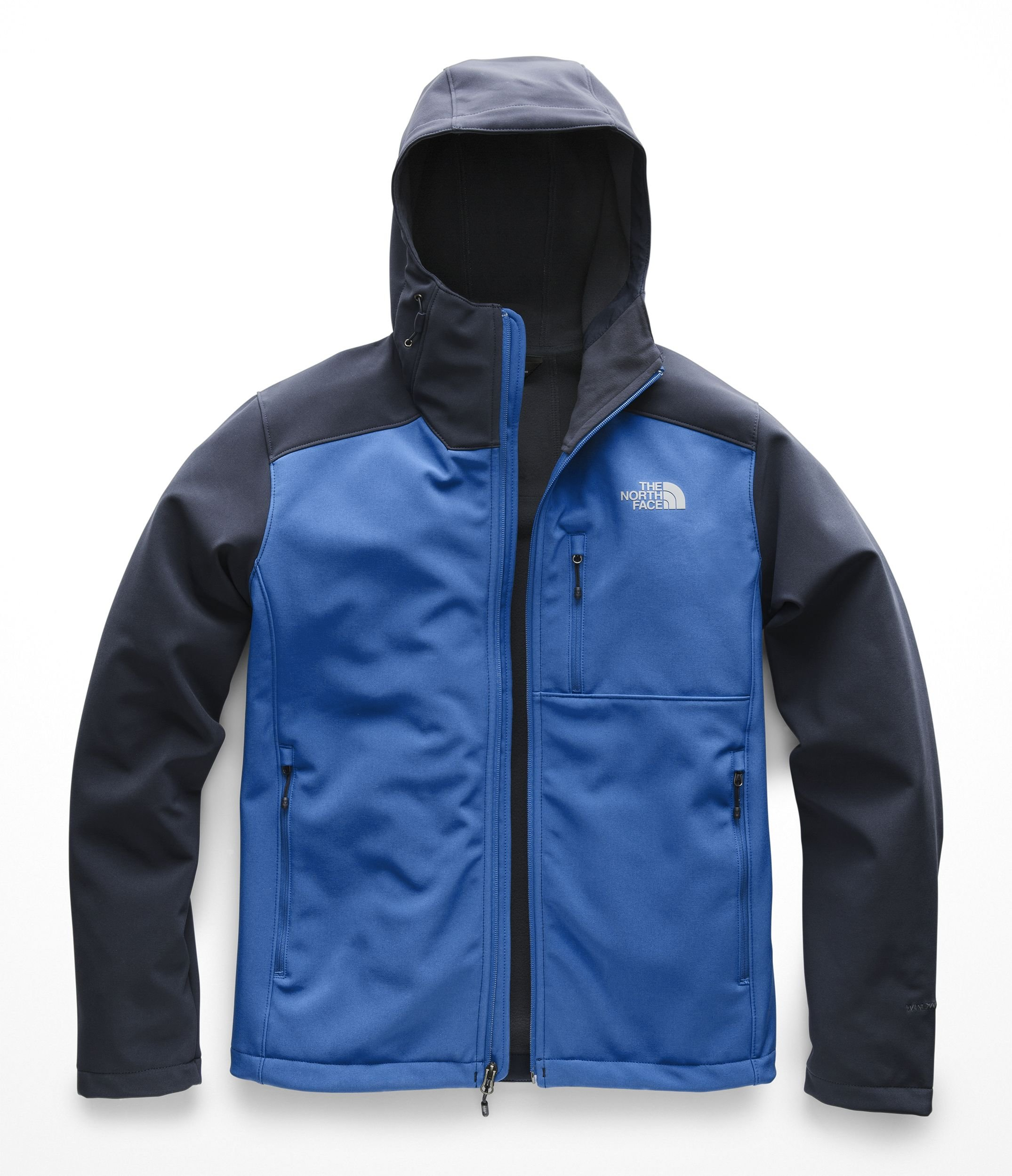 The North Face Men's Apex Bionic 2 Hoodie Turkish Sea/Urban Navy Medium