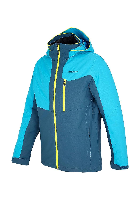 Ziener Paron Man (Jacket Ski) Chaqueta, Hombre: Amazon.es: Deportes y aire libre