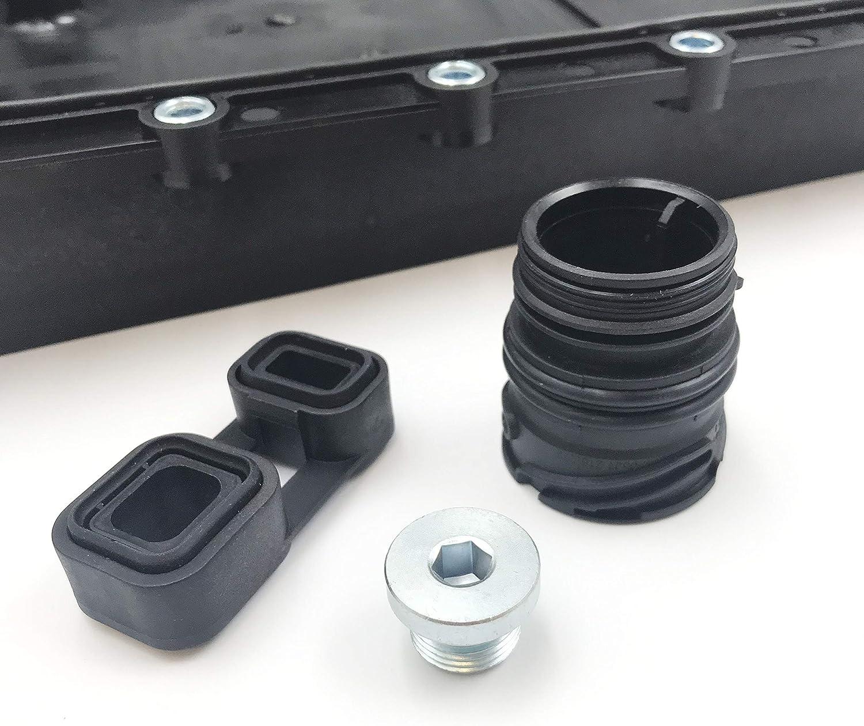 JSD 6HP19 Transmission Oil Pan for BMW E60 E90 E91 E92 Z4 525i 6 Speed Transmission Oil Pan Repair Kit