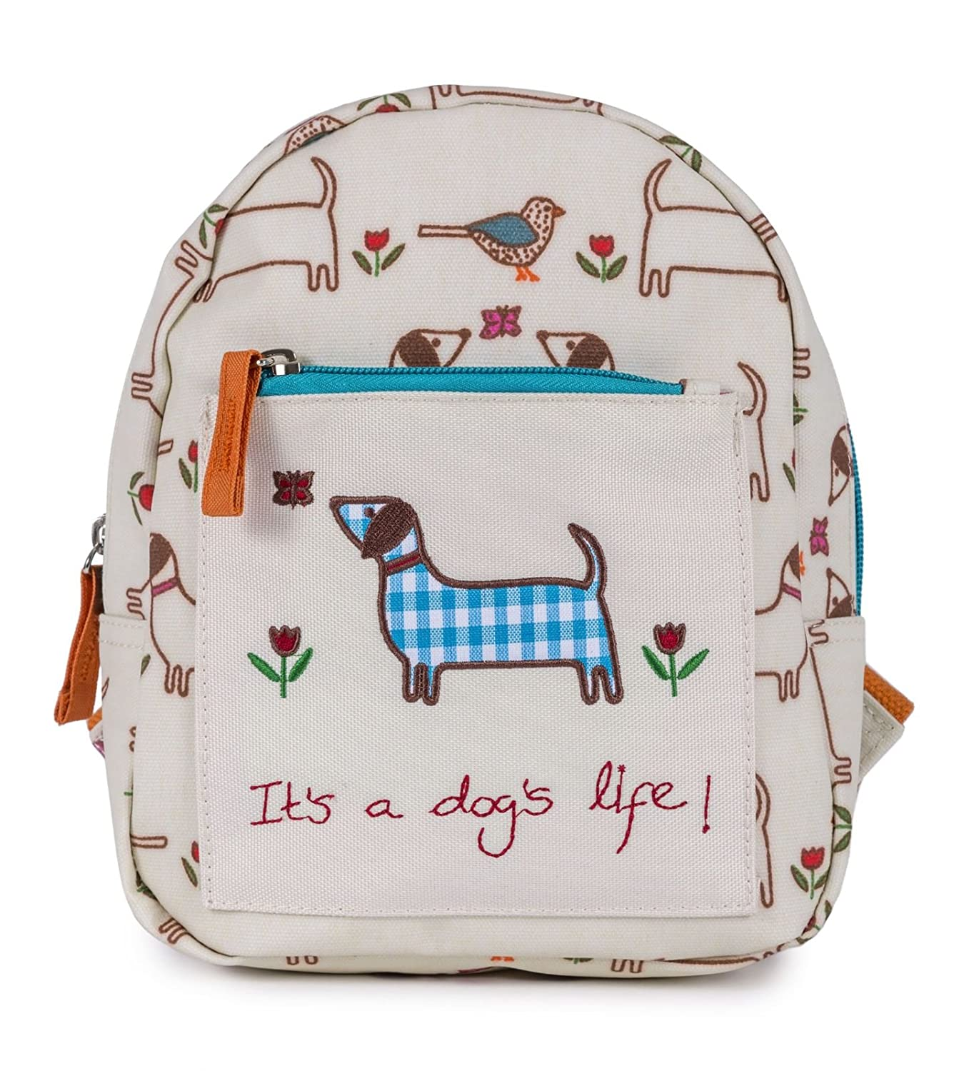 Pink Lining Mini Rucksack It's a Dogs Life KIDS16AW097