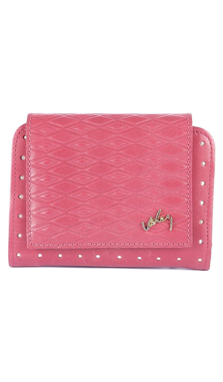 VELEZ Women Genuine Colombian Leather Bifold Small Wallets ...