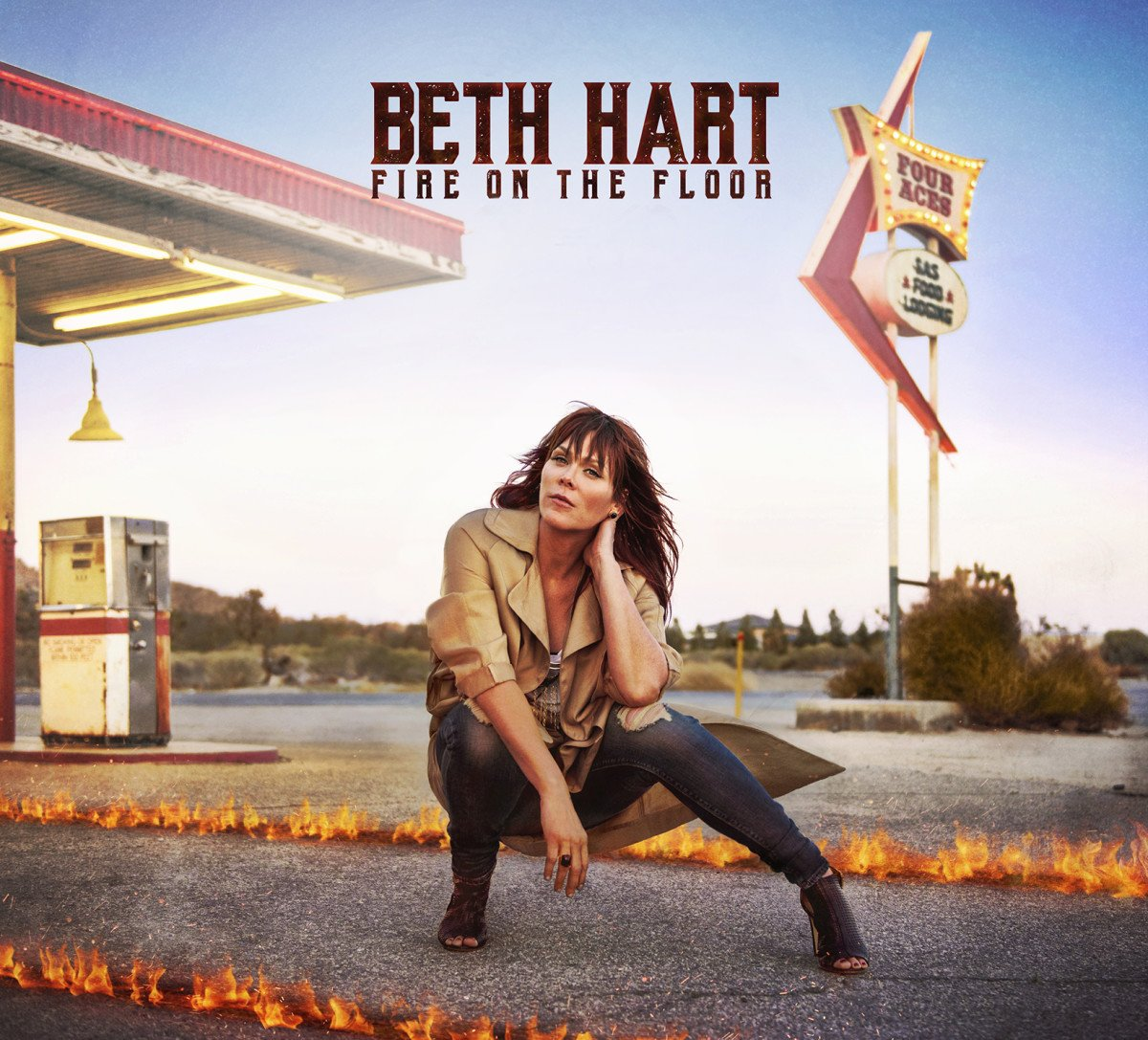 Beth Hart - Fire on the Floor [2016]