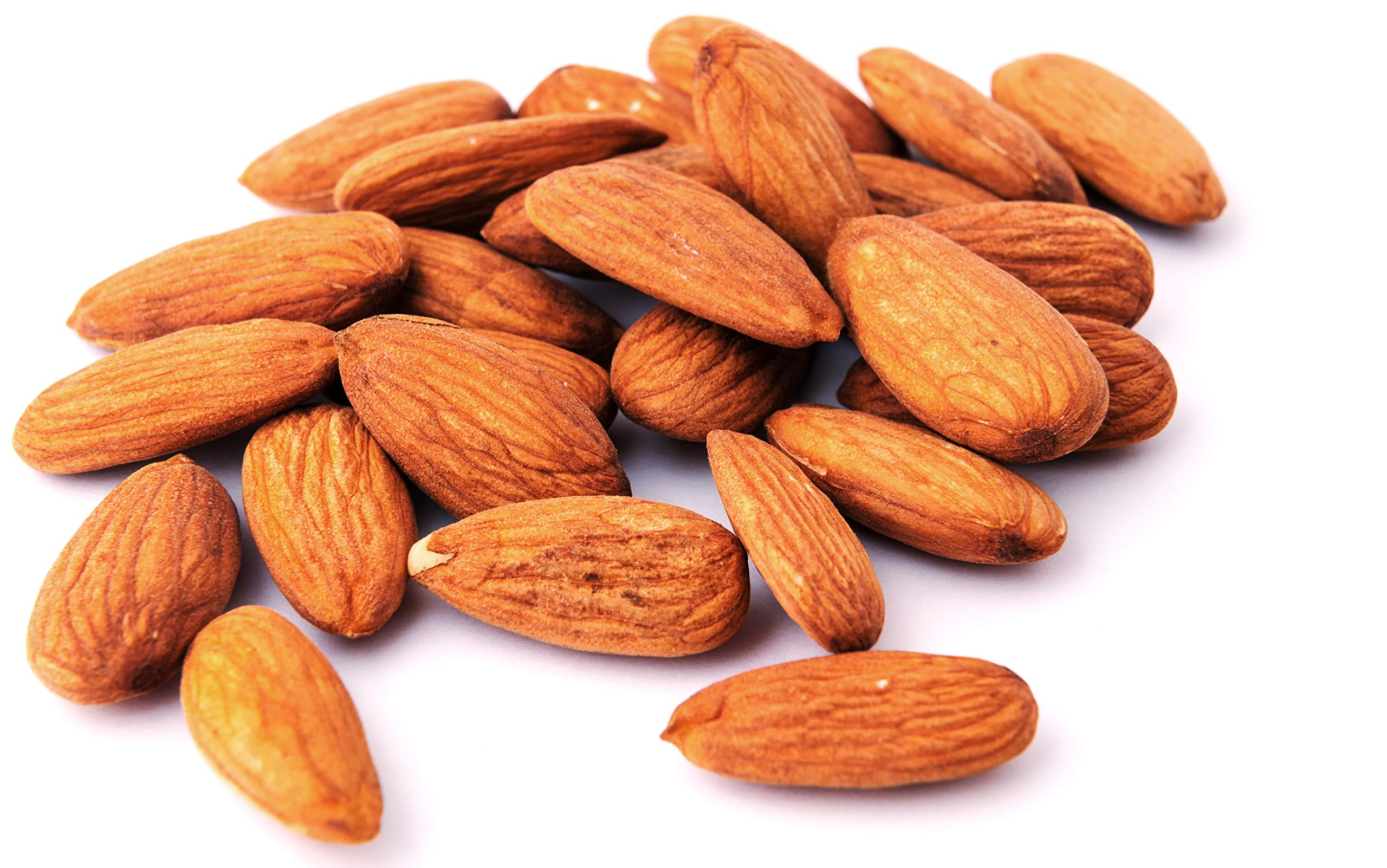 Almonds - Bulk Slivered Almonds Blanched 10 Pound Value Box - Freshest and highest quality nuts from US Based farmer market - Quality nuts for homes, restaurants, and bakeries. (10 LBS)