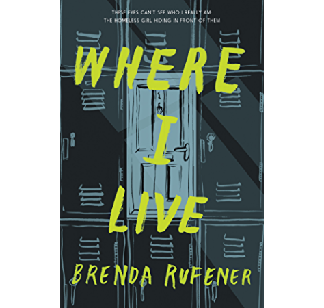 Amazon Com Where I Live Ebook Rufener Brenda Kindle Store