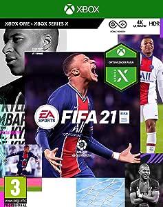 FIFA 21 Standard Edition - Xbox One: Amazon.es: Videojuegos