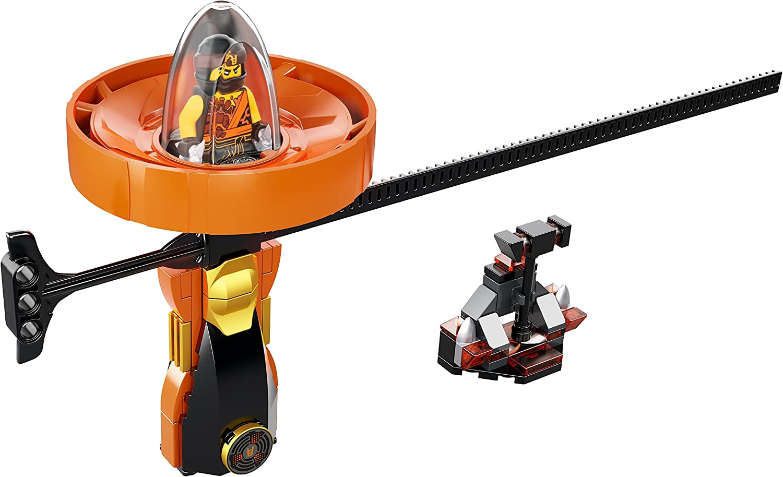 Lego Ninjago 70637 Spinjitzu Master Cole