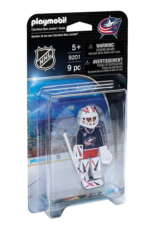 PLAYMOBIL NHL Chicago Blackhawks Goalie 5074