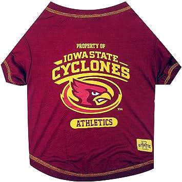 amazon iowa state cyclone pet shirt xs tシャツ パーカー 通販
