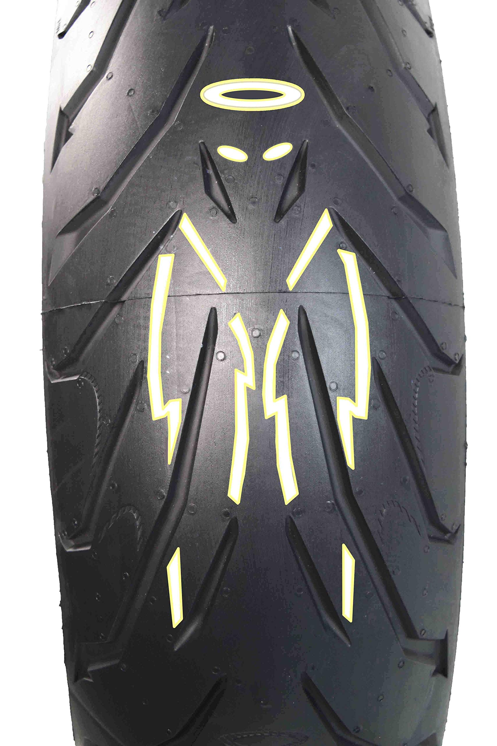 Pirelli Angel ST Front Street Sport Touring Motorcycle Tire (1x Front 120/60ZR17)