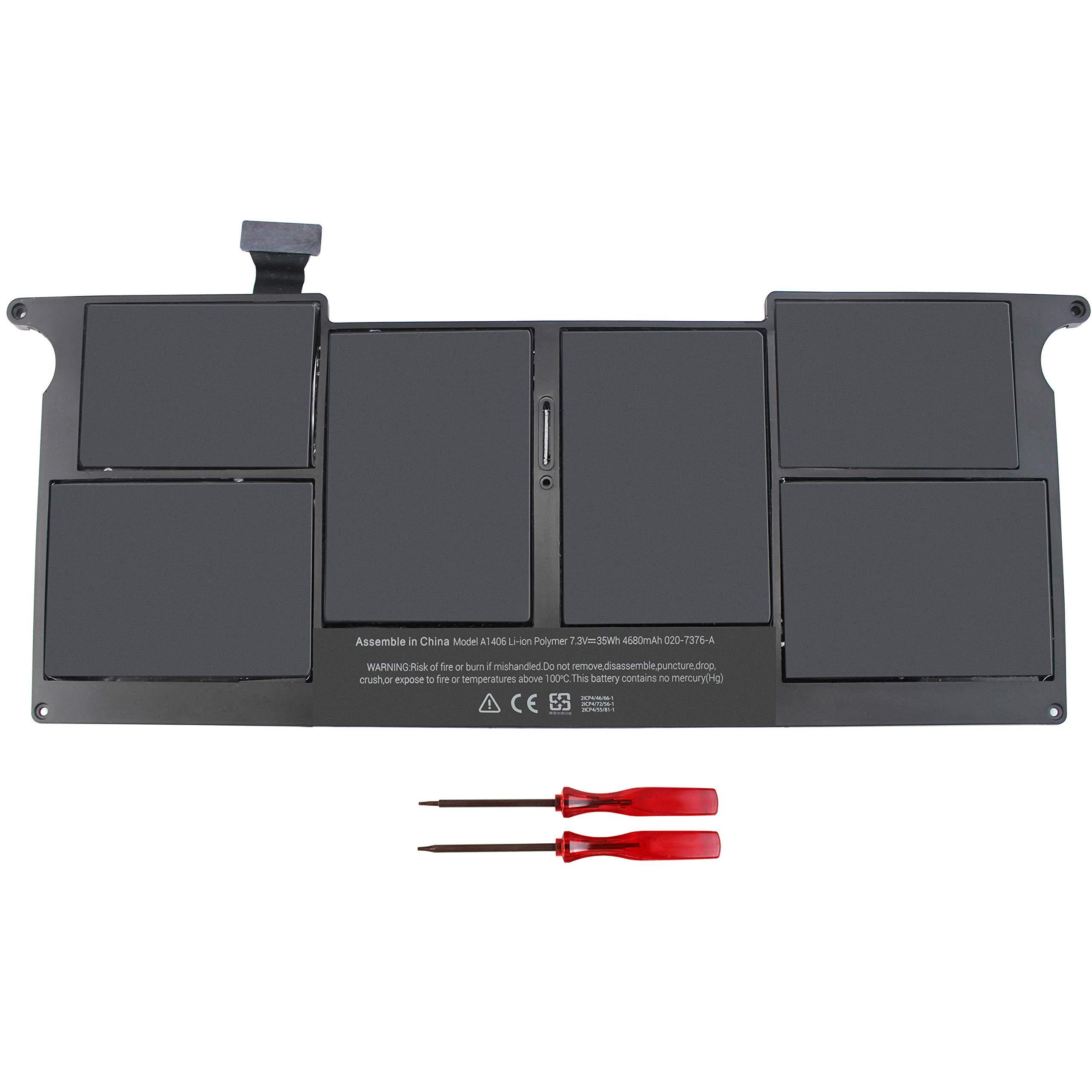 Bateria A1495 A1406 A1370 Macbook Air 11 A1370 A1406 A1465 A