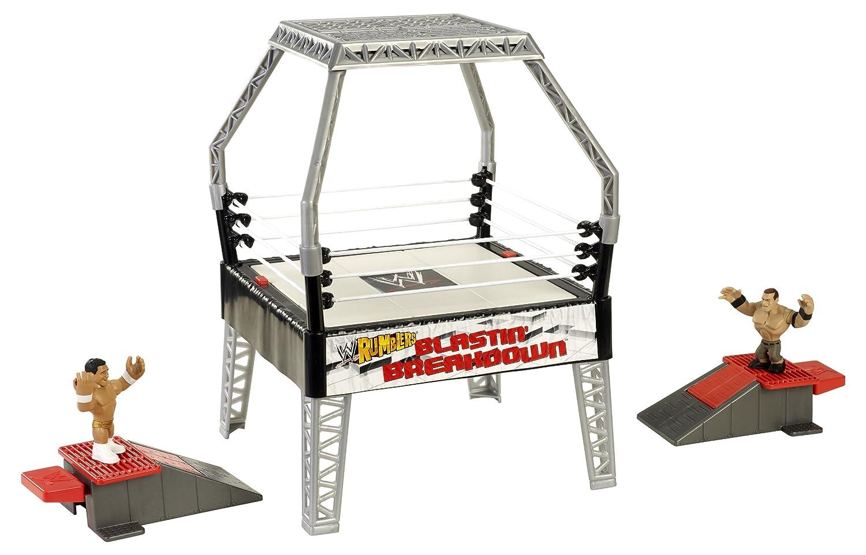 diseño simple y generoso Mattel WWE Rumblers Rumblers Rumblers Blastin' Breakdown - Juego de mesa, diseño de lucha libre  los últimos modelos