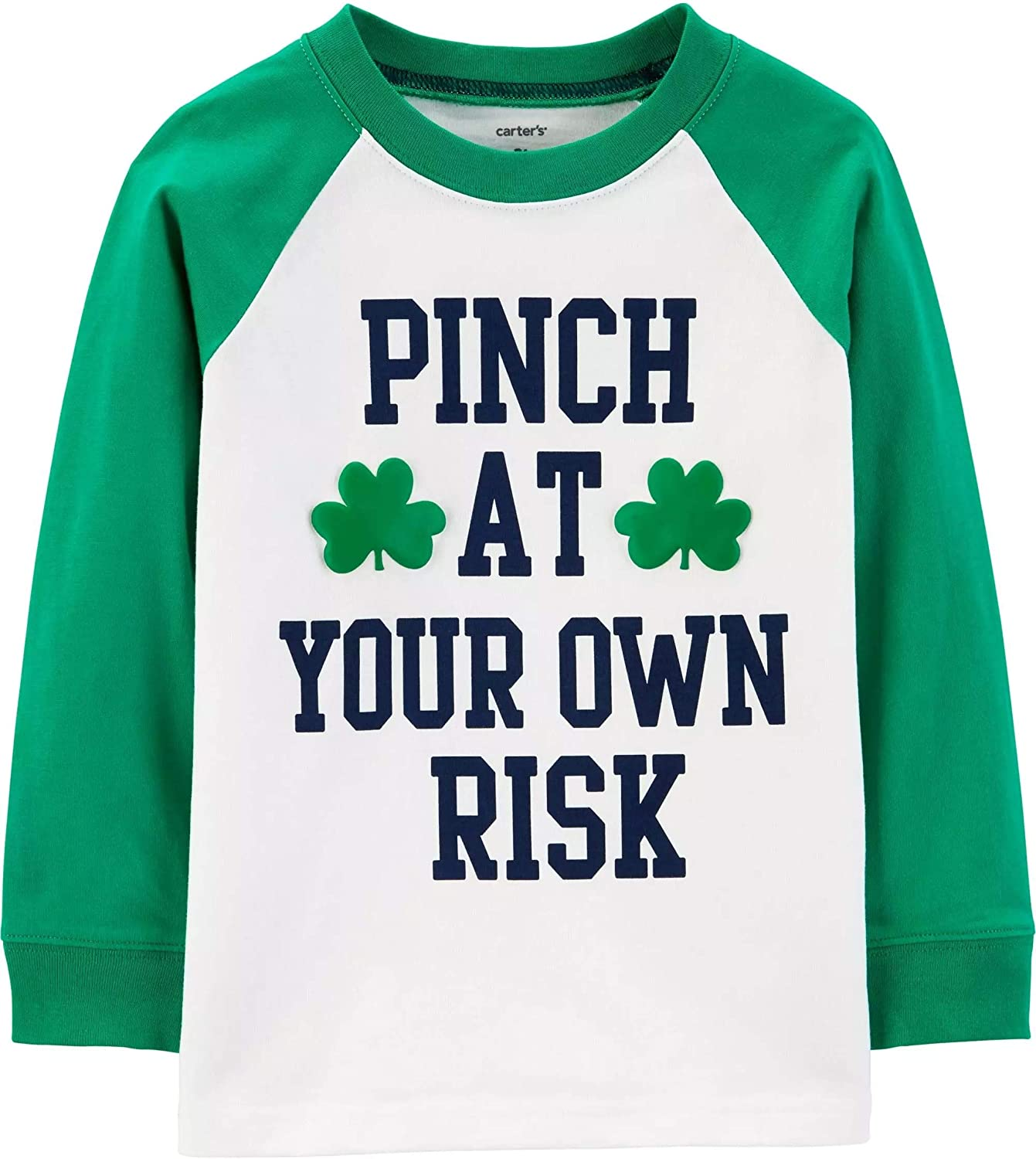 Carter's Boys' St Patrick's Day Graphic Tee