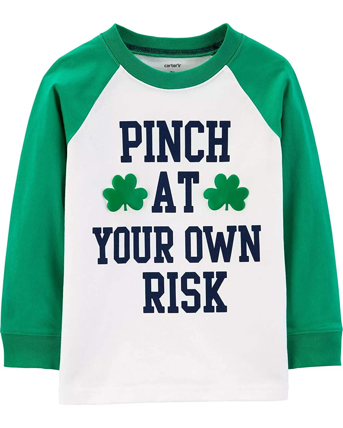 Carters Boys St Patricks Day Graphic Tee