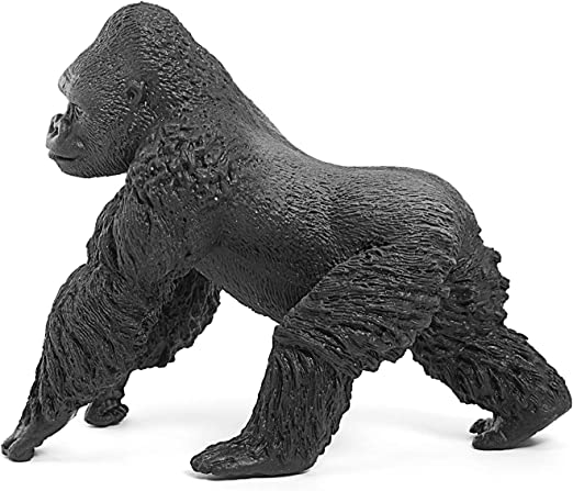 Male Toy Figure Schleich North America Gorilla