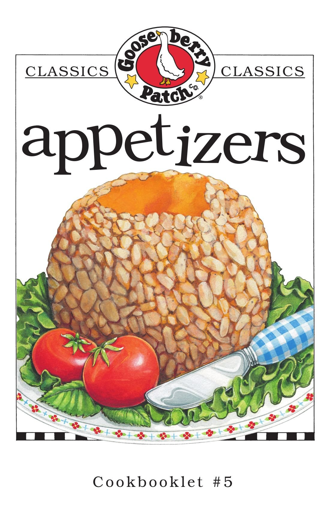 Appetizers (Gooseberry Patch Classic Cookbooklets, No. 5) ebook