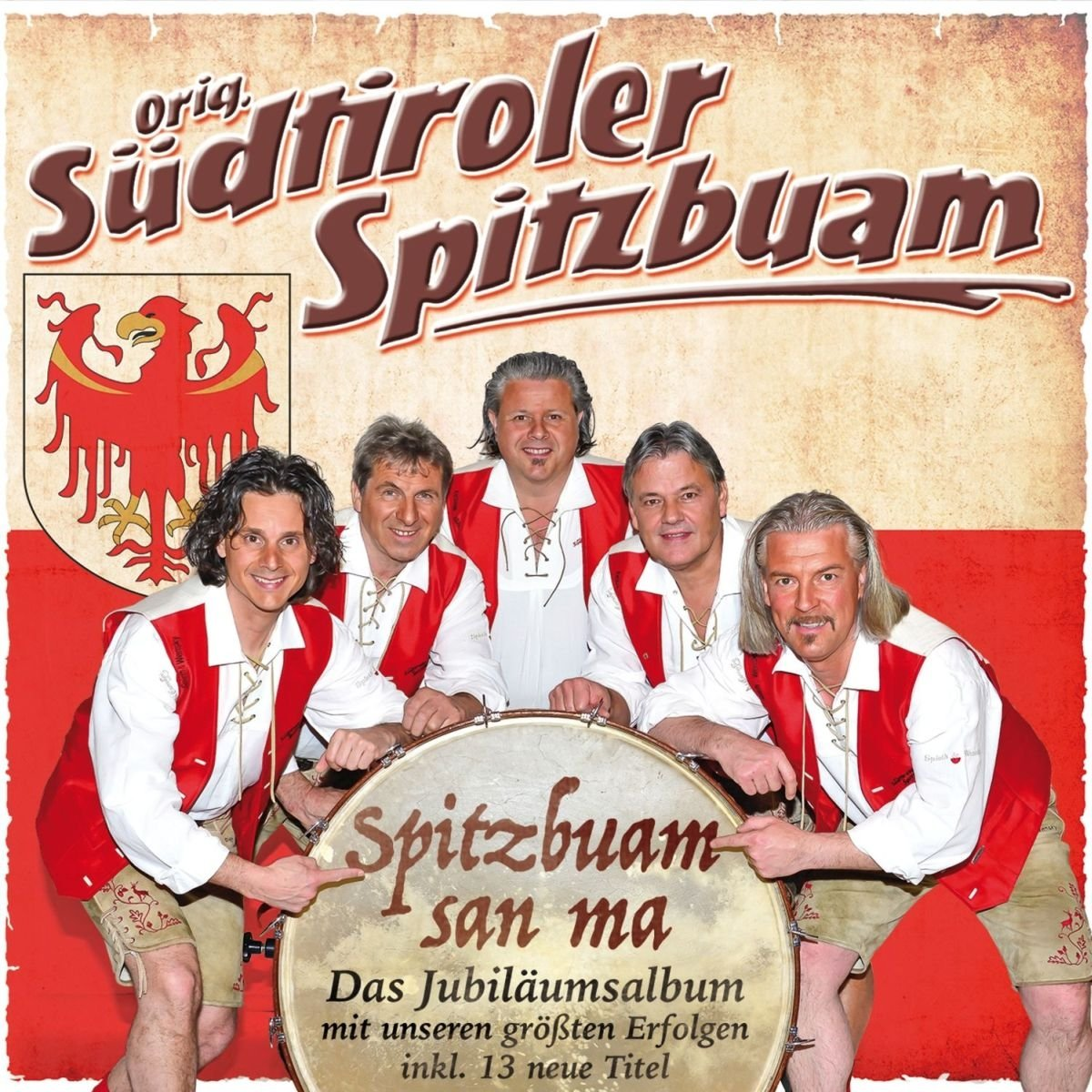 Spitzbuam Recommended Sale San Ma Das Jubilaumsalbum