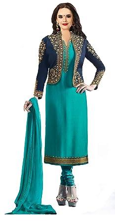 1f152b0226 Darshita International Women's Salwar Suits Salwar Suit Materials ...