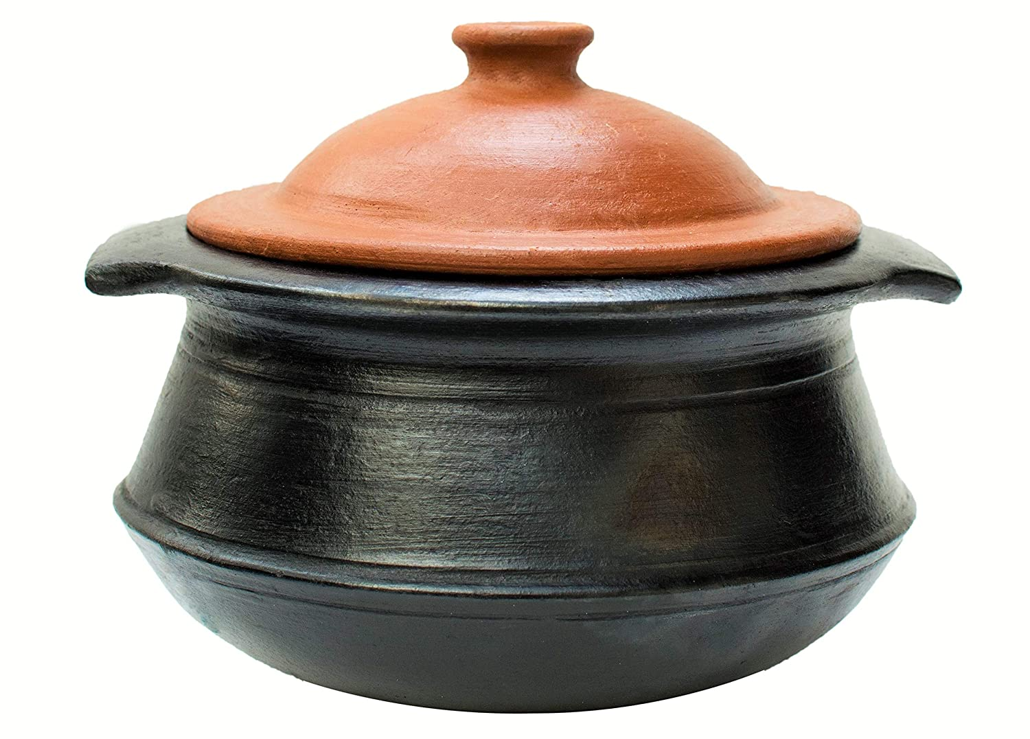 clay pot cooking buy online Buy Craftsman India Online Earthen Clay Pot for Cooking and