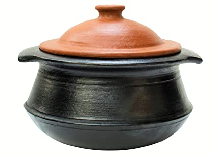 buy clay pot for cooking Buy Craftsman India Online Earthen Clay Pot for Cooking and