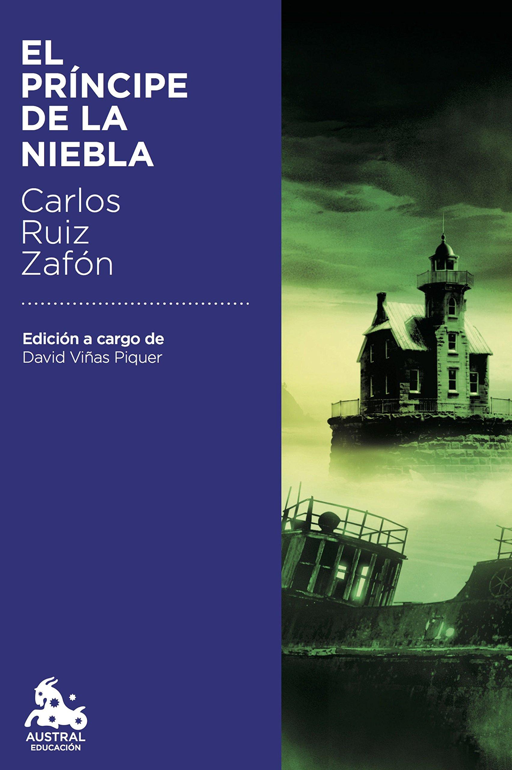 El Príncipe de la Niebla (Austral Educación): Amazon.es: Ruiz ...