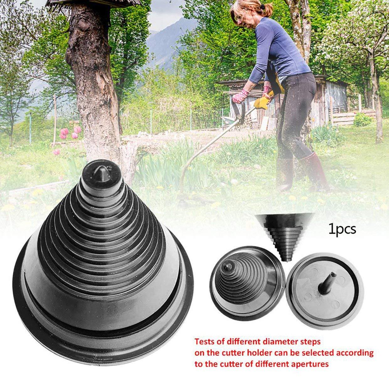 MXECO Ligero Dise/ño Universal Cortadora de c/ésped rotativa//Desbrozadora Equilibradora de Cuchillas para afilar Cuchillas de Equilibrio