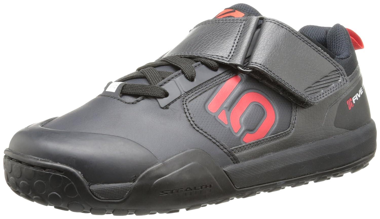 Five Ten Men's Impact VXI Clipless Bike Shoe B00ELA86HY 7 D(M) US|Team Black