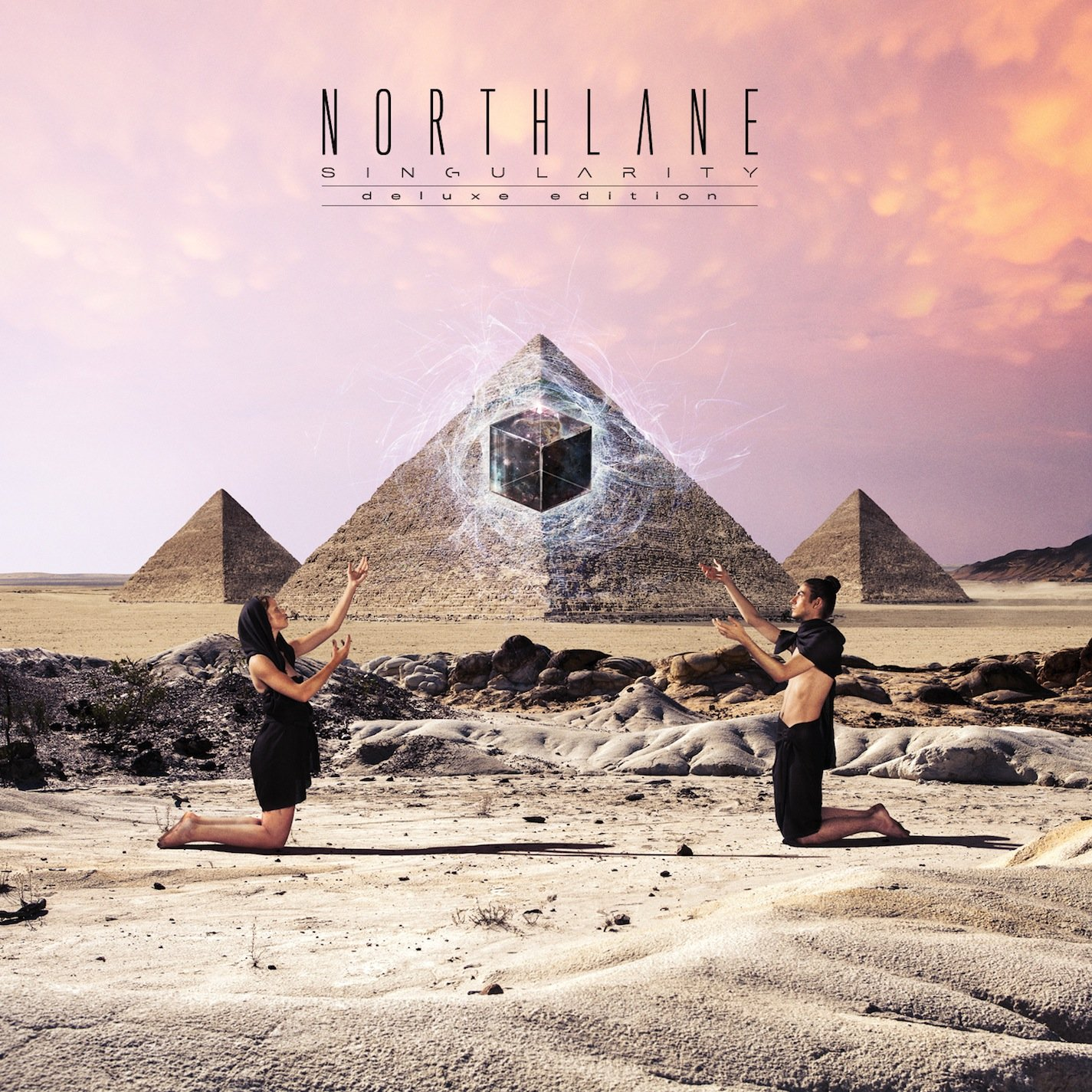 CD : Northlane - Singularity Deluxe Reissue (Deluxe Edition, Reissue, 2PC)