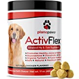 ActivFlex - Glucosamine for Dogs Hip and Joint Supplement - Safe Joint Support for Dogs - Natural Dog Joint Supplement…