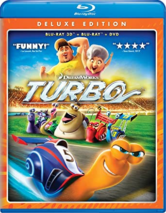 Turbo [USA] [Blu-ray]