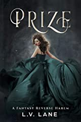 Prize: A Fantasy Reverse Harem (Omega Prey Book 2) Kindle Edition