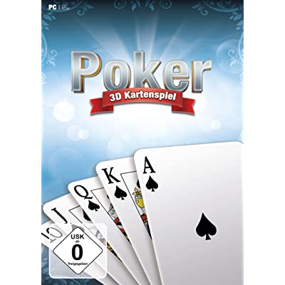 Poker - 3D Kartenspiel (PC) [Importación alemana]