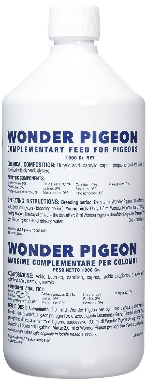 Wonder Pigeon, 1kg Silo Spa WOND100