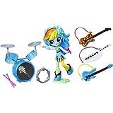 My Little Pony Equestria Minis Rainbow Dash Music Class Doll