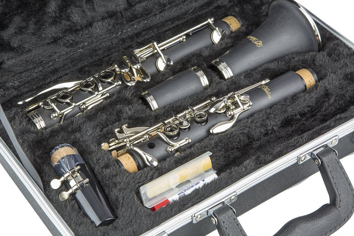 LJ Hutchen Bb Clarinet